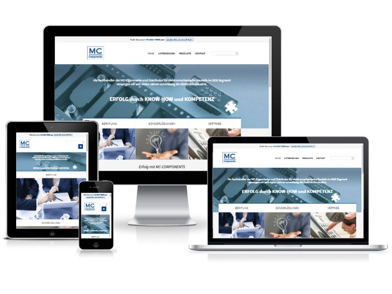 Responsive Relaunch MC Components