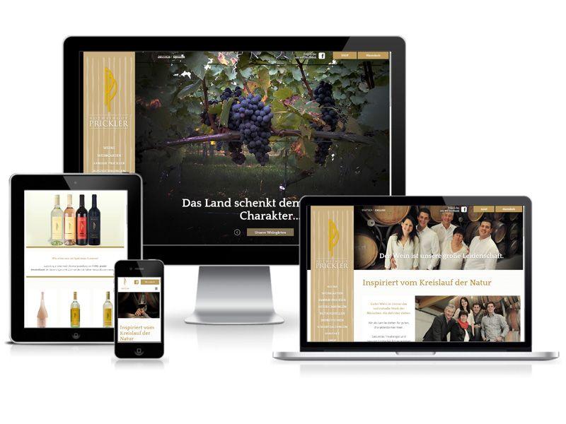 afd79775e5 Website-Relaunch mit Onlineshop auf verschiedenen Bildschirmgrößen