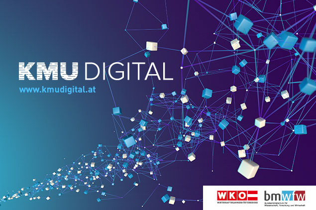 Logo - KMU Digital